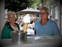 IJssalon Roberto Oudewater jubileumfeest 50 jaar ijs 1