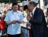 IJssalon Roberto Oudewater jubileumfeest 50 jaar ijs 2