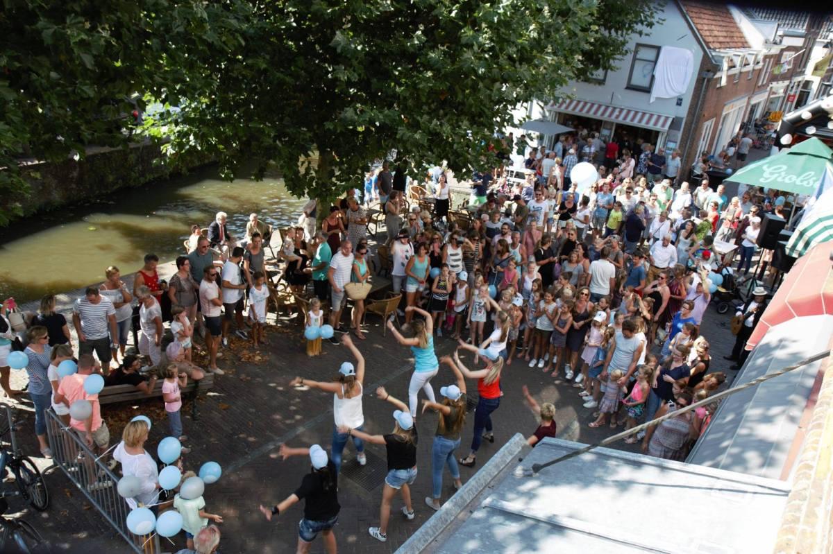 IJssalon Roberto Oudewater jubileumfeest 50 jaar ijs 4
