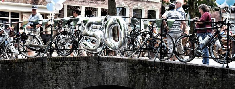 IJssalon Roberto Oudewater jubileumfeest 50 jaar ijs header
