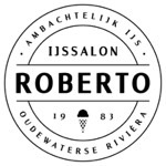 IJssalon Roberto Oudewater logo